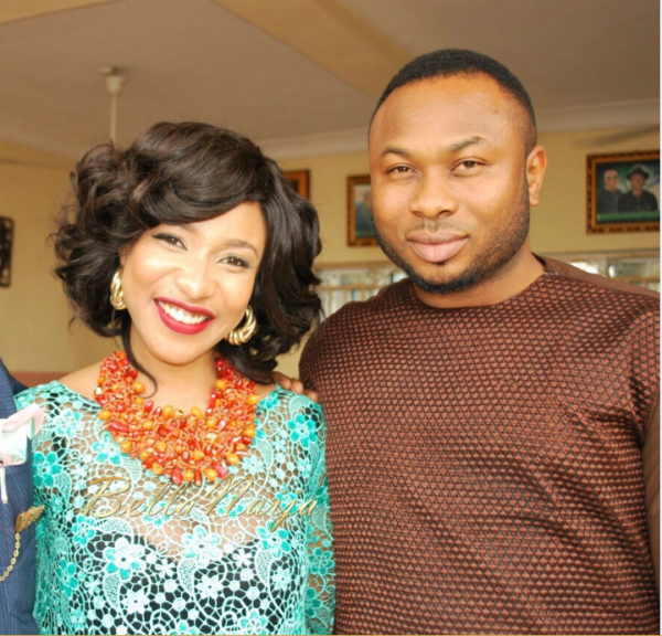 Tonto Dikeh confirms she and her husband Olakunle Churchill are living separately