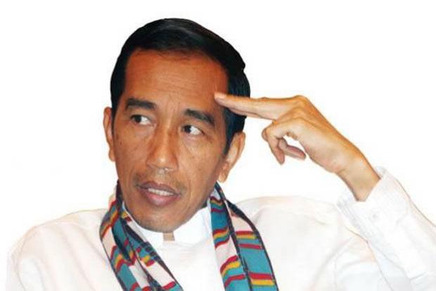 Presiden Jokowi Minta Wartawan tak Tanya Soal Guru Honorer