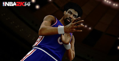 Dr. J is Back (Classic Sixers) Roster
