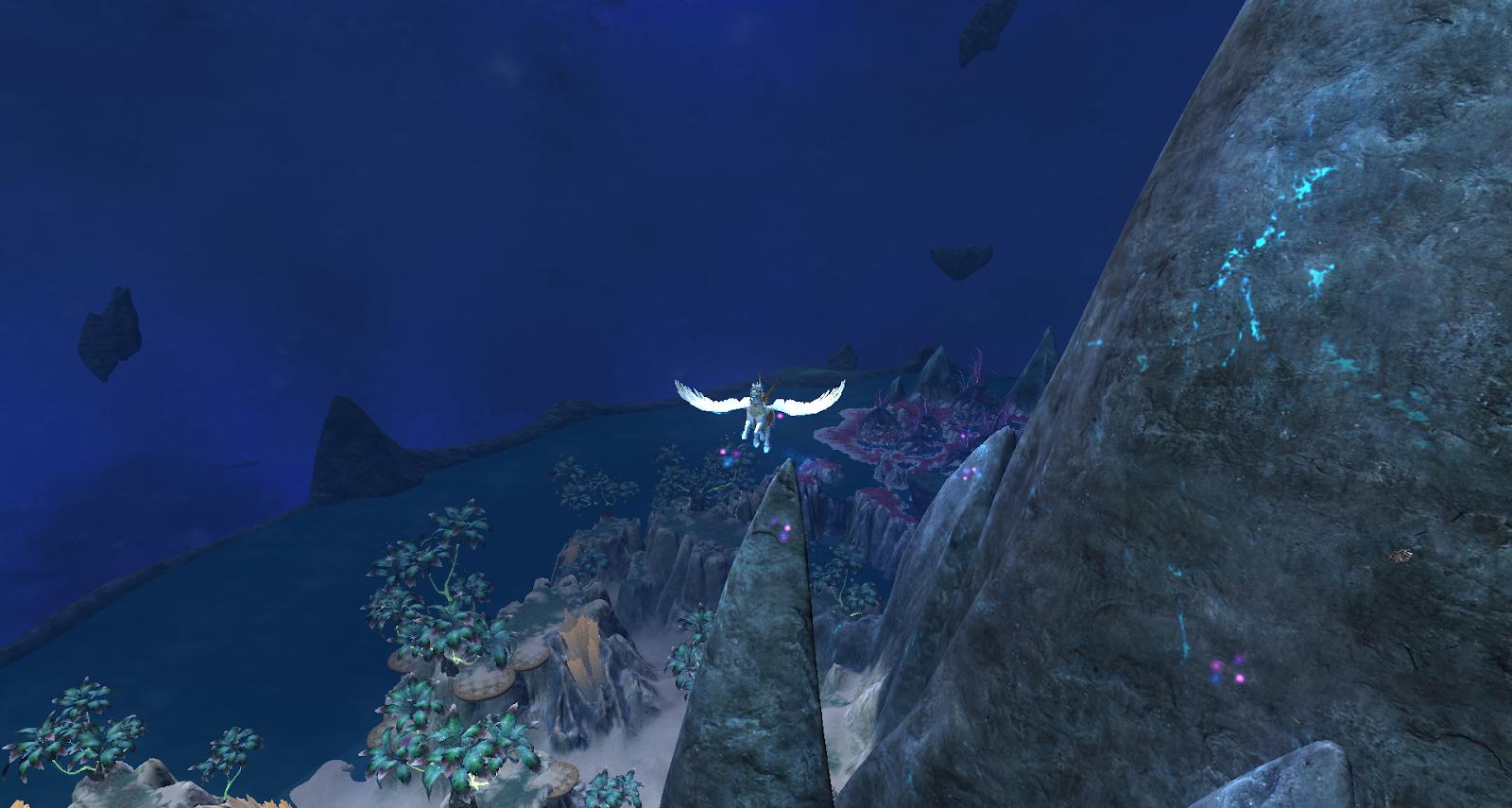 Inventory Full: Blue Sky Thinking : EQ2, GW2