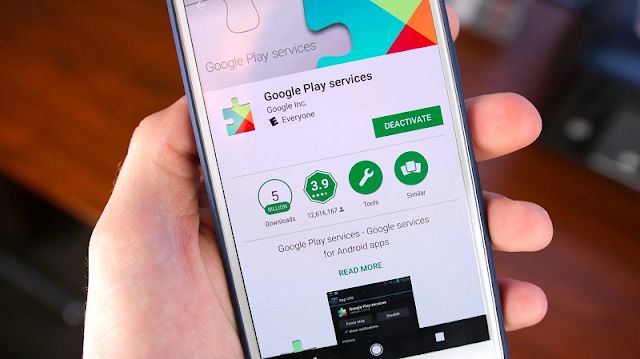 Google Play Services 11.9.51 Stable Version APK Update : Bug Fixes