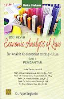 AJIBAYUSTORE  Judul Buku : Economic Analysis of Law – Edisi Revisi