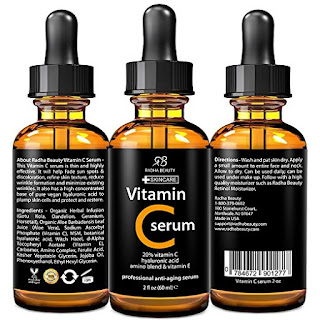 Radha Beauty Vitamin C Serum for Face on sale for $16 (reg $50)