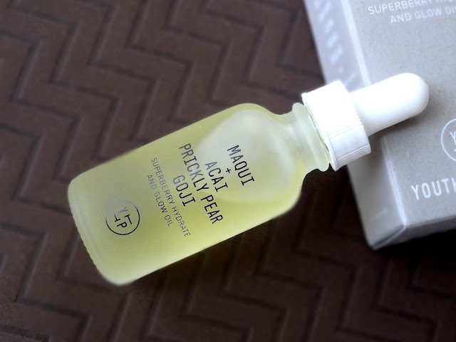 Youth To The People Superberry Hydrate And Glow Oil