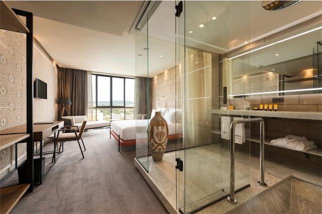 suite Sahrai hotel de lujo en Fez chicanddeco