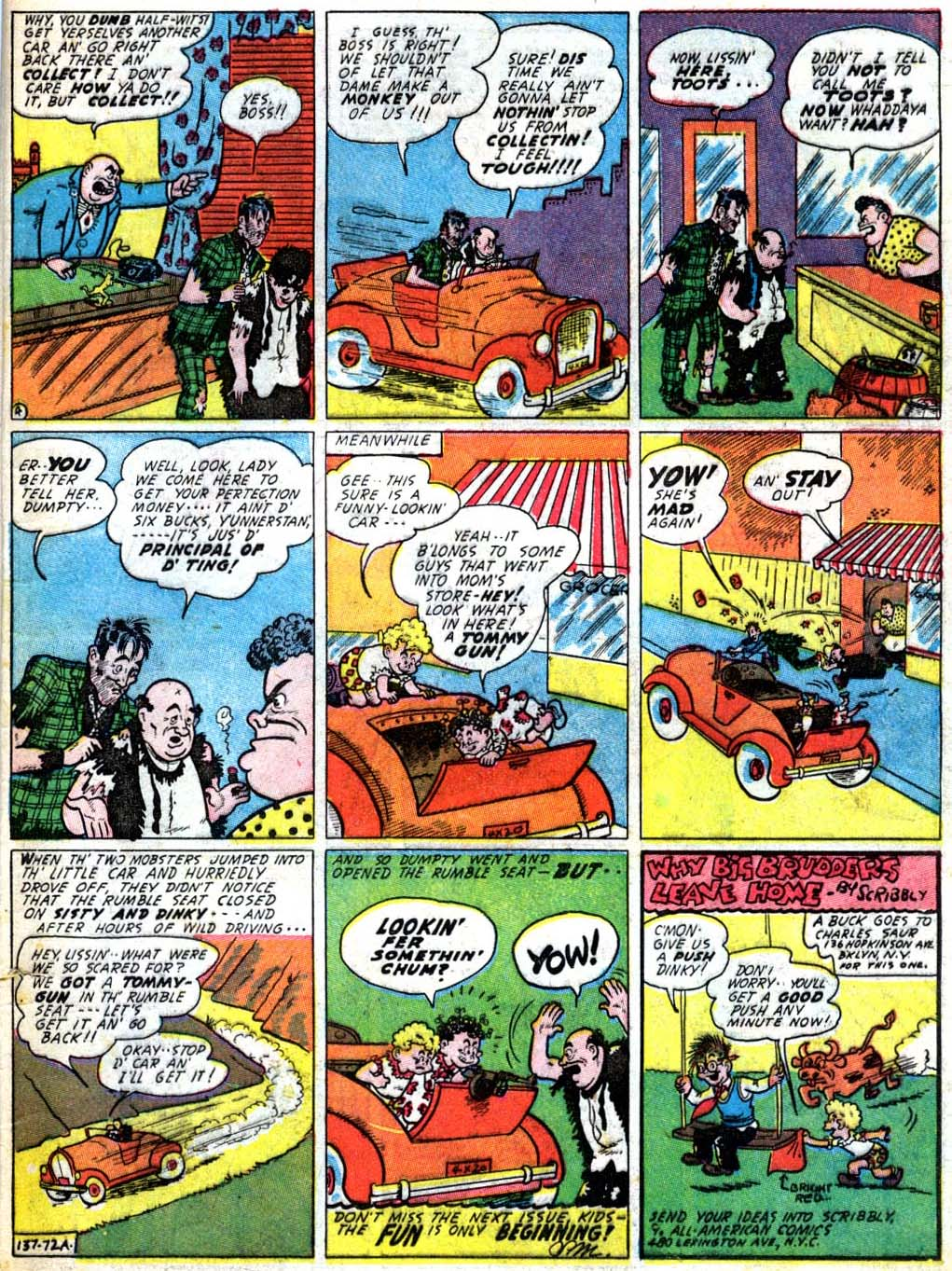 Read online All-American Comics (1939) comic -  Issue #18 - 57