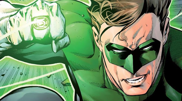 hal jordan Daftar Anggota Green Lantern Corps Sektor-2814 (Bumi)