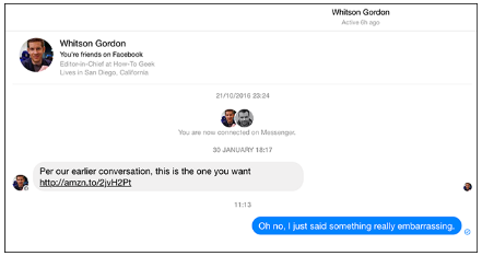 How Do You Delete Facebook Messages