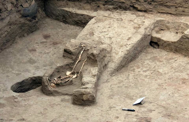 1000-year-old remains of six sacrificed women found in Peru