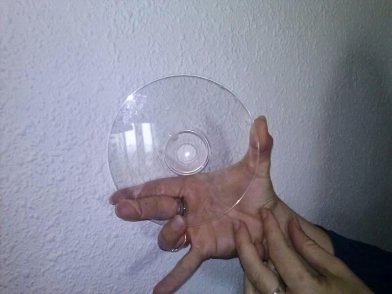 CD completamente límpio