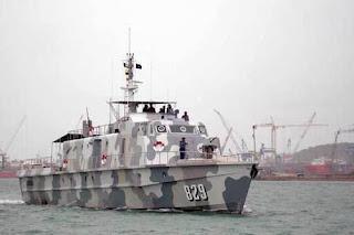 Bakamla RI Tangkap Kapal Berbendera Thailand dan Malaysia