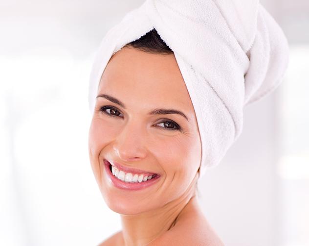 معالجة الشعر بالبخار