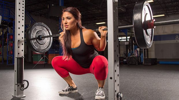 تمرينة ال Full body للسيدات مدتها 8 اسابيع