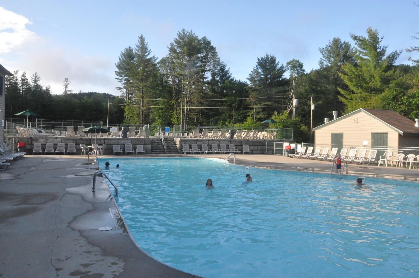Casita Camping And Camping And Casitas Living Large At Danforth Bay Resort