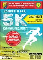 Kompetisi Lari 5K • 2018
