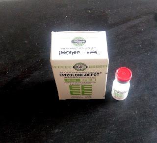 إبيزولون- ديبو حقن EPIZOLONE - DEPOT مضاد للالتهابات والحساسية