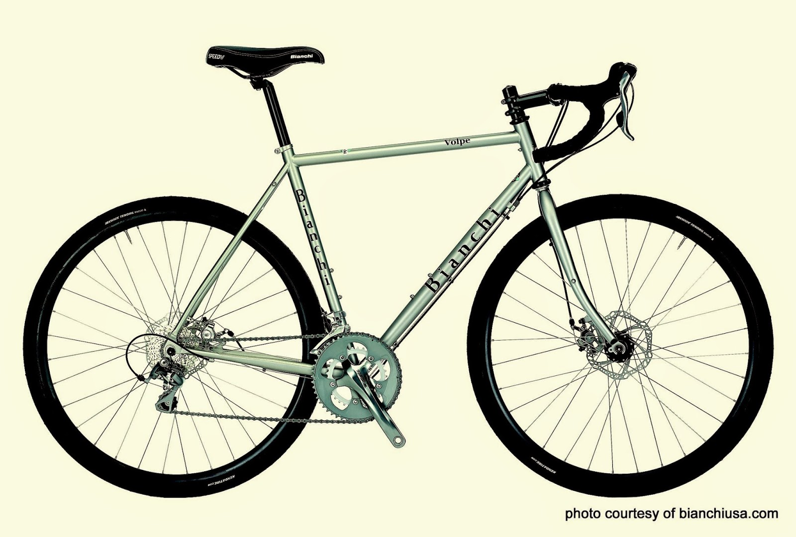 bianchi volpe disc, commuter, gravel, cyclocross, touring, trekking, adventure