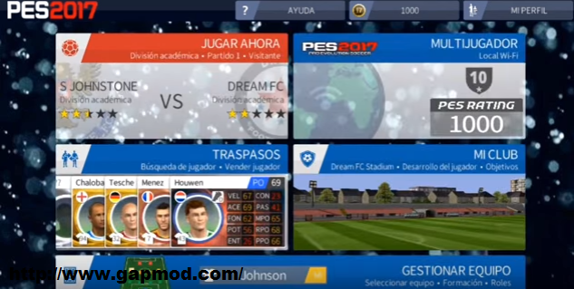 dls 2016 mod pes 2017 apk obb android