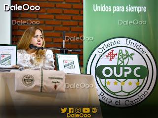 Marisol Negrete presentó su plancha Unidos para el Cambio y lanzó su candidtura para Presidenta de Oriente Petrolero - DaleOoo