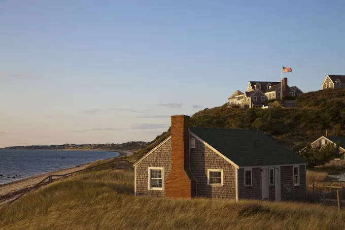 Arsitektur Rumah Gaya Cape Cod