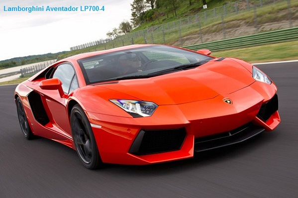 Lamborghini Aventador LP700-4 test drive and review