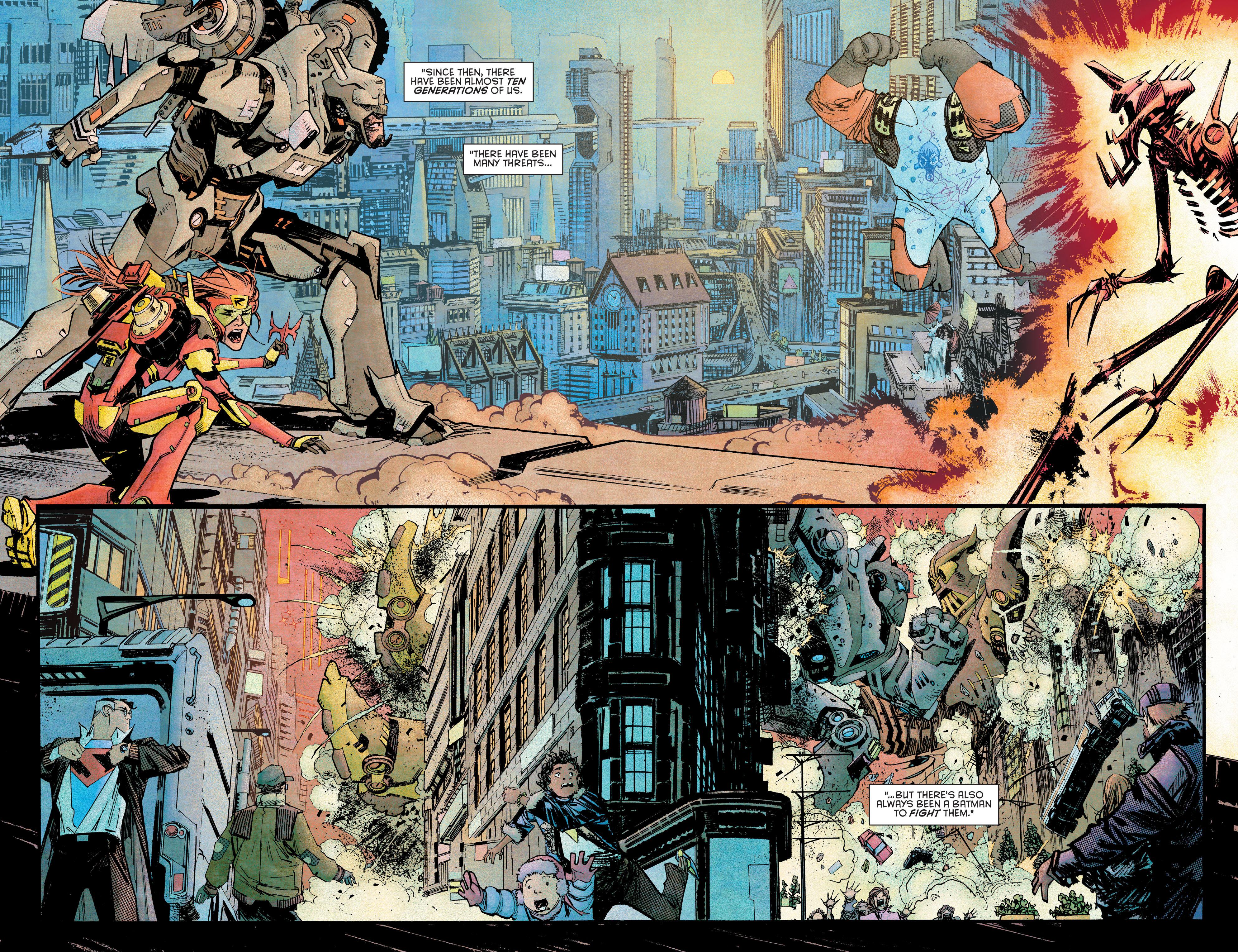 Read online Batman (2011) comic -  Issue # _TPB 9 - 147