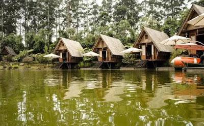 Liburan Keluarga Dengan Mengunjungi Dusun Bambu Bandung