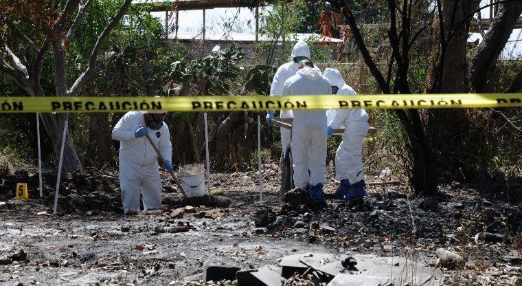 Otra fosa clandestina es hallada en Jalisco, ahora en Tlajomulco de Zúñiga