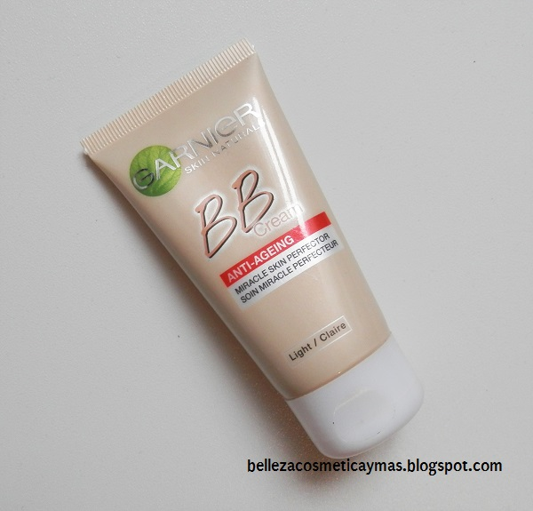 Garnier Miracle Skin Perfector BB Cream opinión