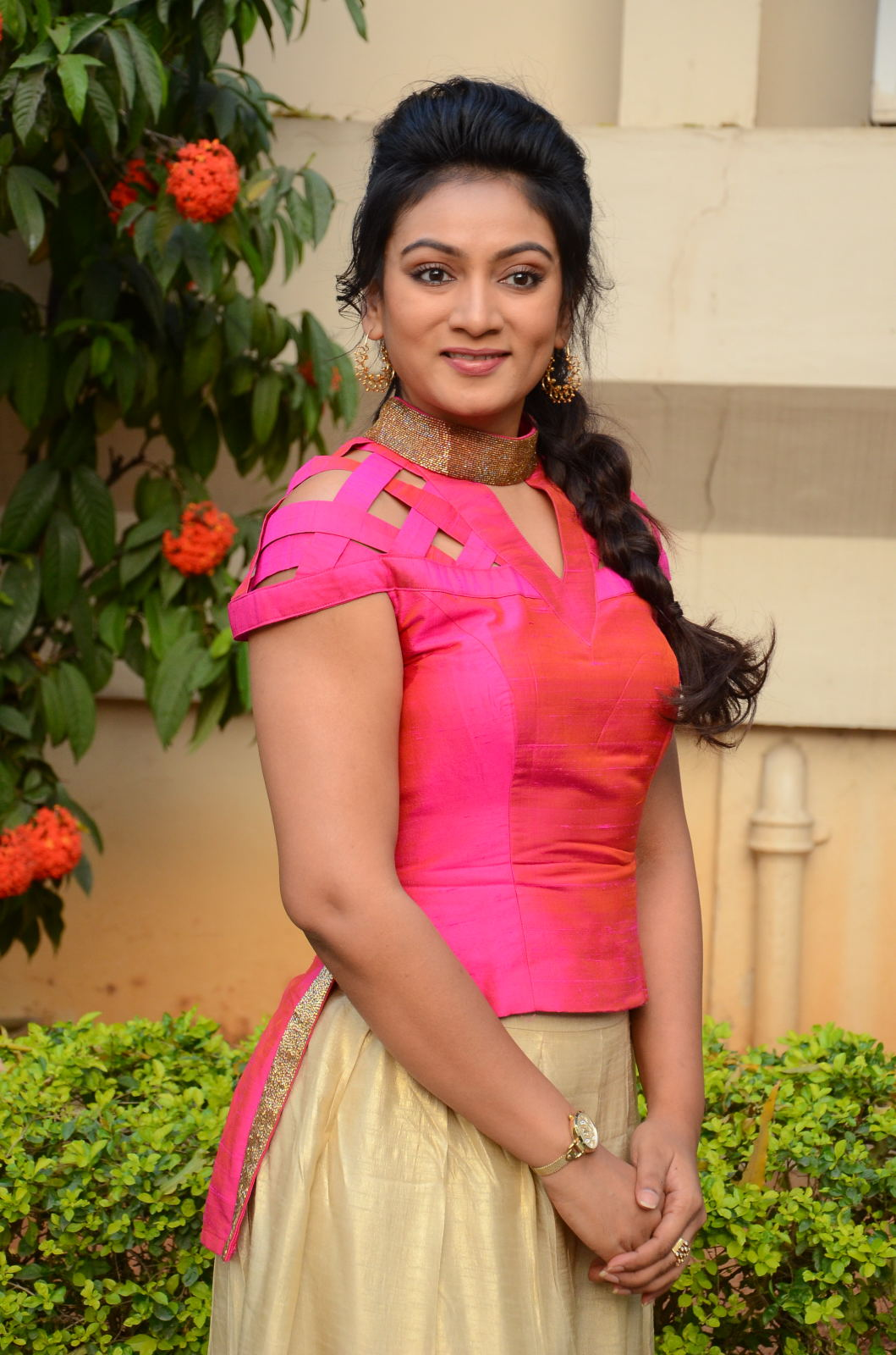 Ashmitha latest glamorous photos-HQ-Photo-13