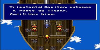Final Fantasy 2 [Español] - Captura 2