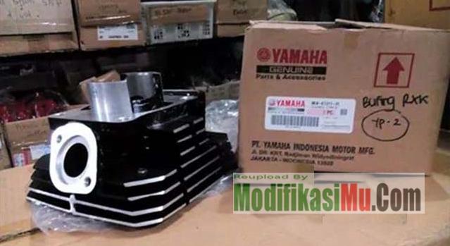 Blok Mesin dan Seher YP2 - Harga dan Spesifikasi Blok RX King Original Asli Yamaha Bukan Palsu Kualitas Terbaik