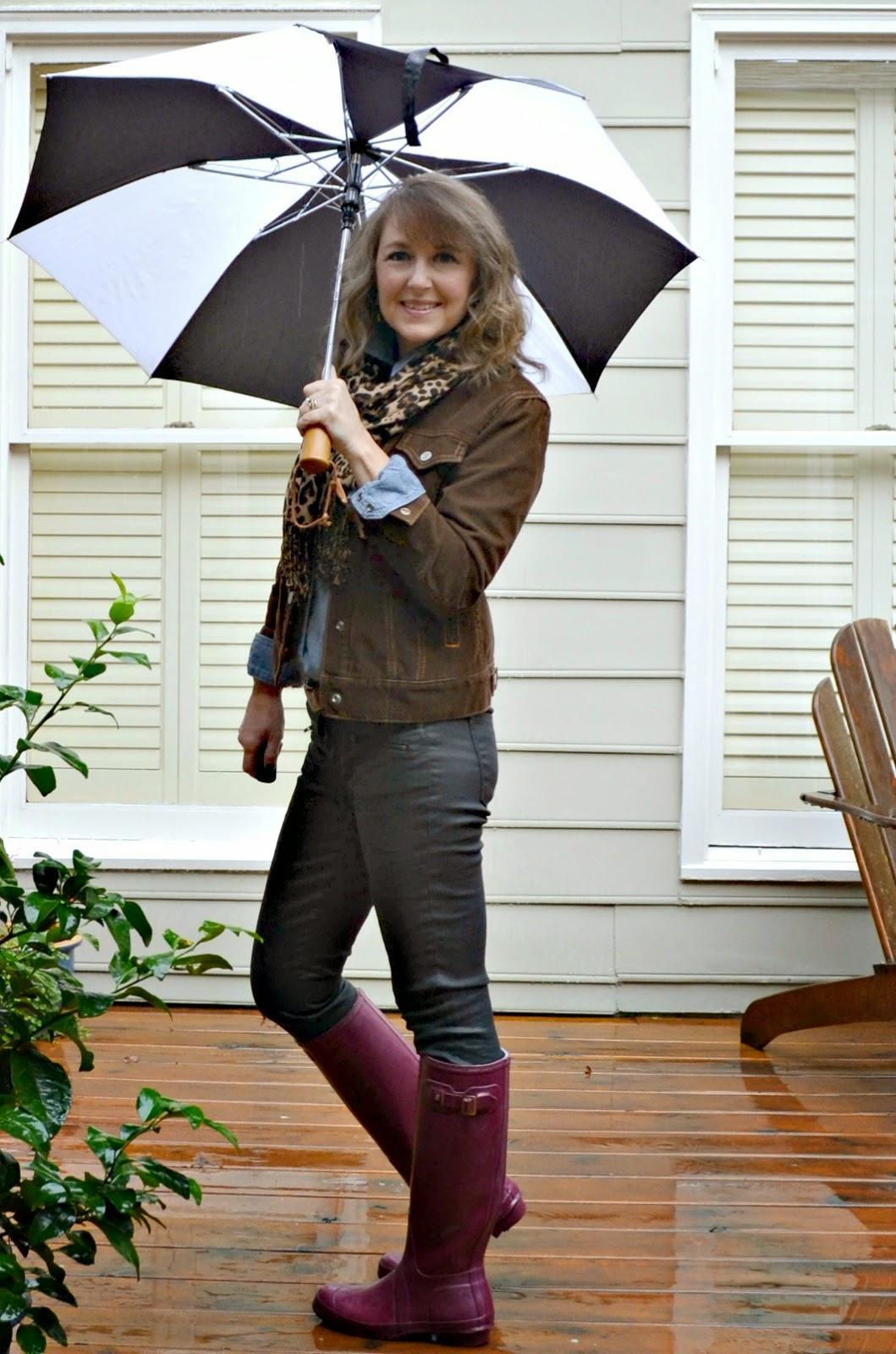 Silvergirl Rainy Day Wear