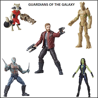 Guardians of the Galaxy Movies Reviewed