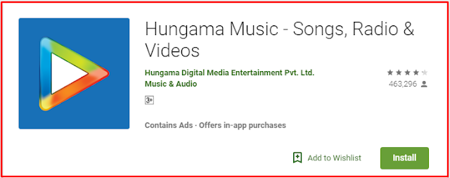 Hangama Music App Se Paise Kamaye