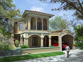 Model dan Desain Rumah Minimalis Terbaru 2018
