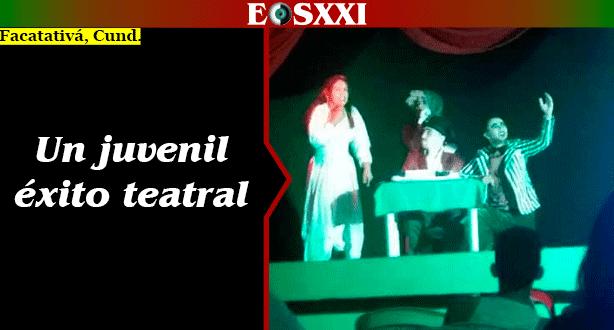 El Teatro Divertida Crueldad: joven y pionero en Facatativá