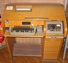 Alat Komunikasi Telex