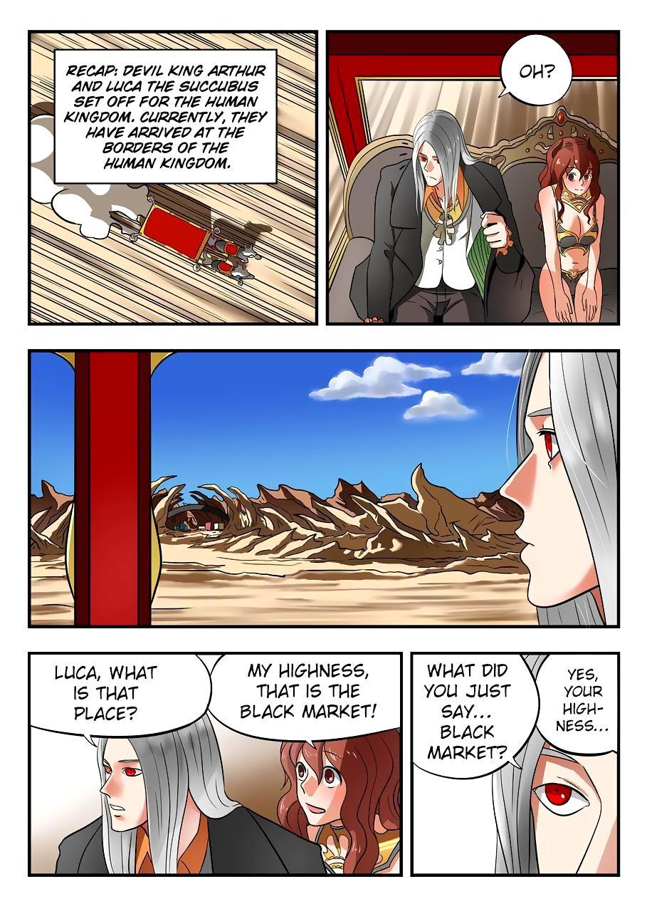 Gentleman Devil - Chapter 3