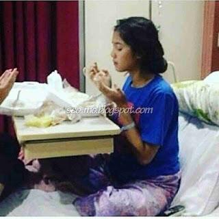 Foto Raya Anak Jalanan RCTI Sirumah sakit