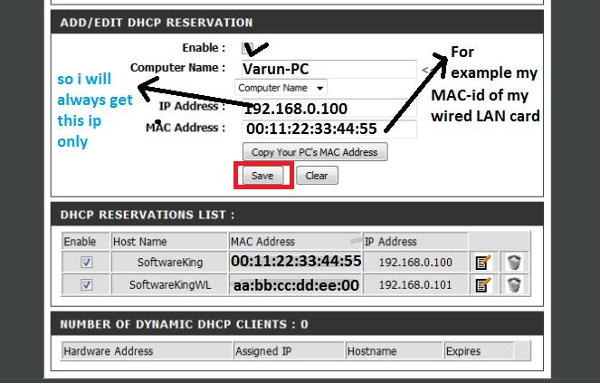 Find utorrent ip address