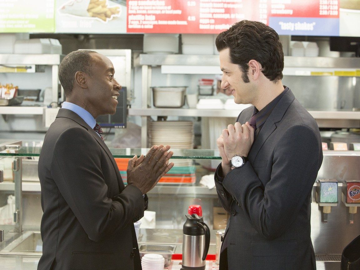 House of Lies - Season 4 Episode 10: Praise Money! Hallowed be Thy Name