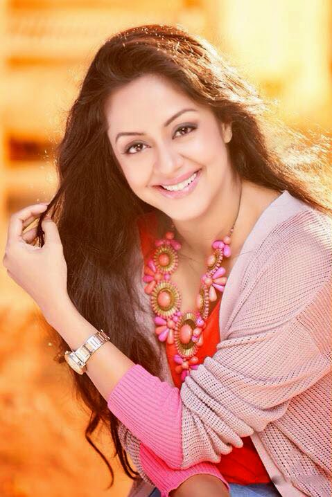 Another Stunning Photoshoot Of Jyothika For Southscope ...