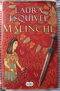 Portada del libro Malinche, de Laura Esquivel