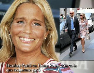 Heather Parisi Se Confiesa