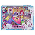 MLP Equestria Girls Minis Theme Park Collection Bumper Cars and Candy Fun Pinkie Pie Figure