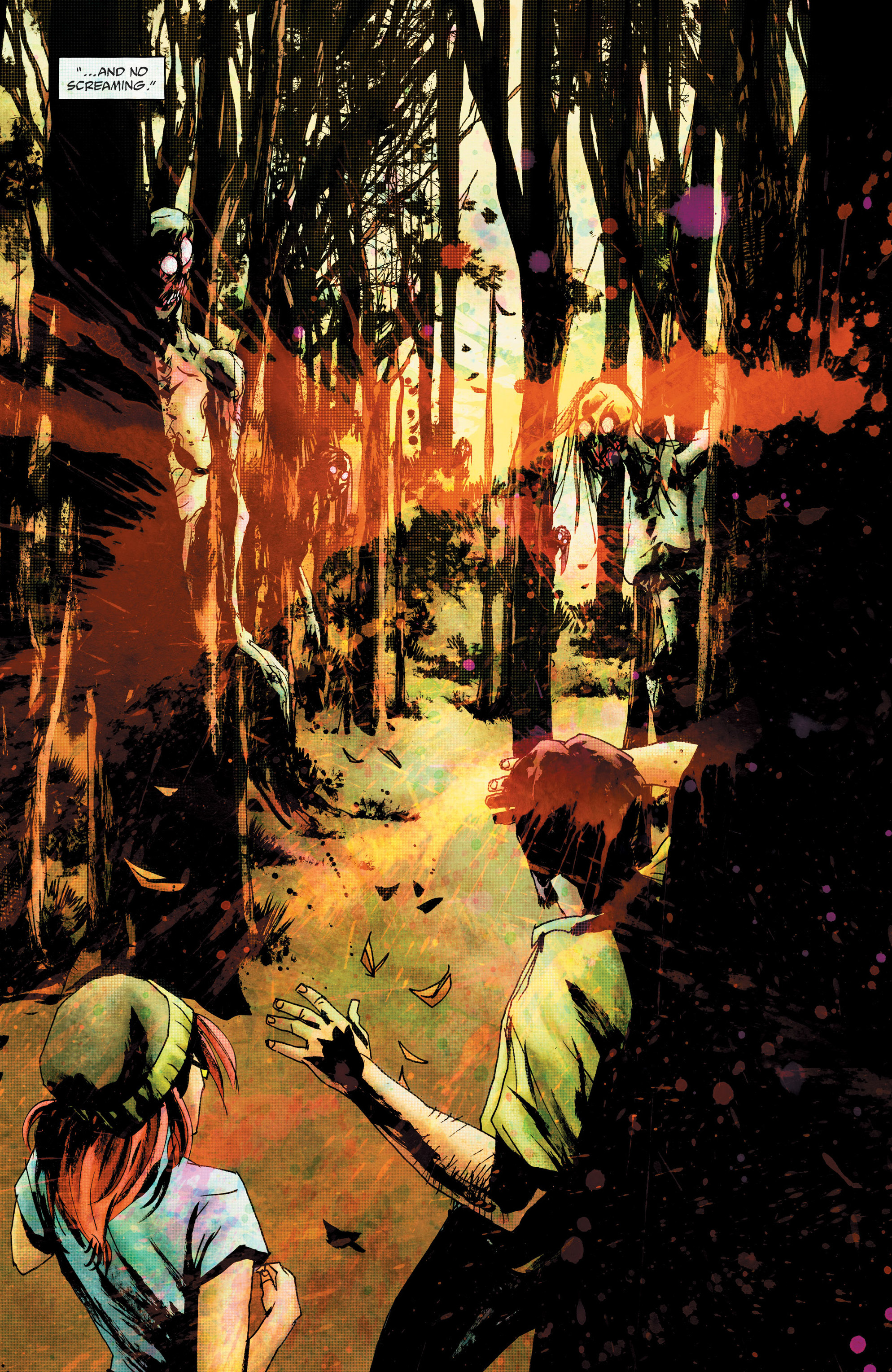 Read online Wytches comic -  Issue #2 - 24