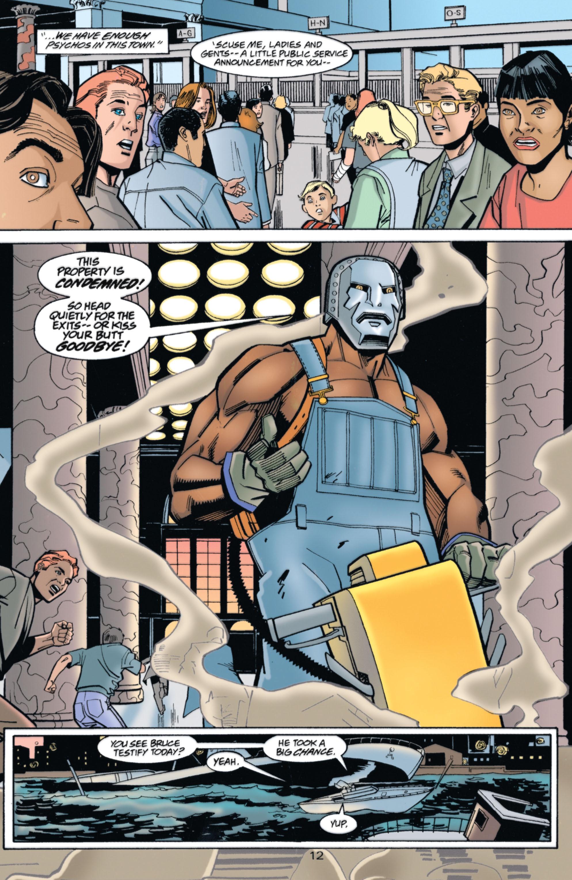 Detective Comics (1937) 728 Page 12