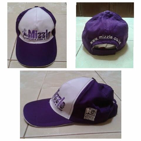 Souvenir Topi sablon atau Bordir Murah
