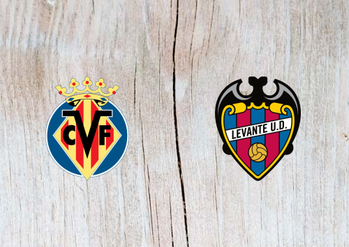 Villarreal vs Levante - Highlights 04 November 2018